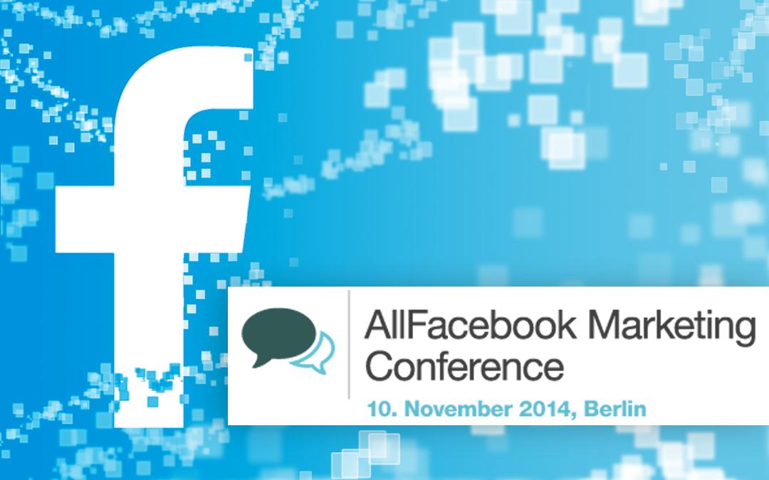 AllFacebook Marketing Konferenz Berlin 2014