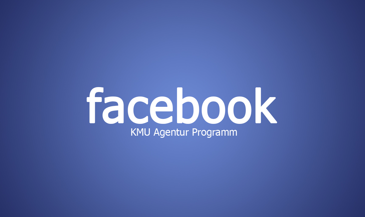 Facebook KMU Programm